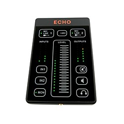 Echo Echo 2 Personal Mixer/USB Audio Interface (Echo2)