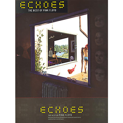 Music Sales Echoes - The Best of Pink Floyd Guitar Tab Songbook-thumbnail