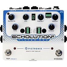 Pigtronix Echolution 2 Filter Pro Delay Guitar Pedal