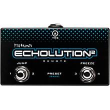 Pigtronix Echolution 2 Remote Guitar Effects Pedal