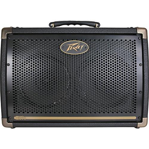 Peavey Ecoustic E208 30W 2x8 Acoustic Combo Amp Brown