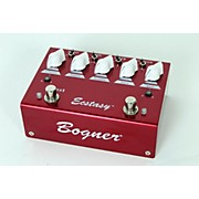 Bogner Ecstasy Red Overdrive/Boost Guitar Effects Pedal