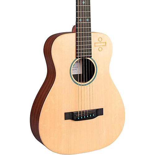 Martin Ed Sheeran 3 Divide Signature Edition Little Martin Acoustic-Electric Guitar-thumbnail
