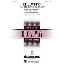 Hal Leonard Edelweiss (from The Sound of Music) 2-Part arranged by Linda Spevacek
