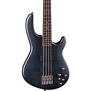 Dean Edge 4 Flame Top Electric Bass