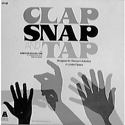 Educational Activities Clap Snap And Tap (CD 48)