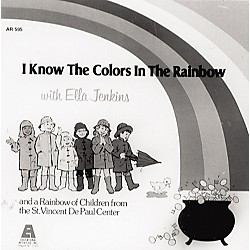 Educational Activities Colors In The Rainbow (CD 595)