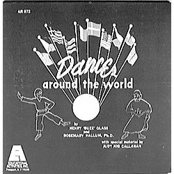 Educational Activities Dances Around the World Elementary (CD 572)