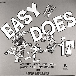 Educational Activities Easy Does It (CD 581)
