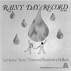 Educational Activities Rainy Day Songs (CD 553)