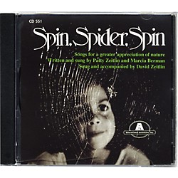 Educational Activities Spin Spider Spin (CD 551)