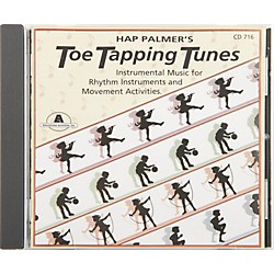 Educational Activities Toe Tapping Tunes (CD716)