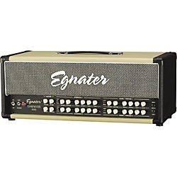 Egnater Tourmaster Series 4100 100W All-Tube Guitar Amp Head (TOURMASTER 4100)