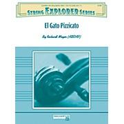 Alfred El Gato Pizzicato String Orchestra Grade 1.5 Set