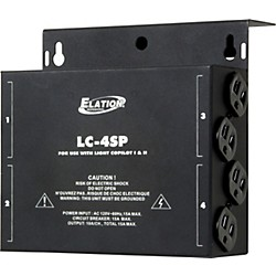 Elation LC-4SP 4-Channel Switch Pack for Light Copilot (LC-4SP)