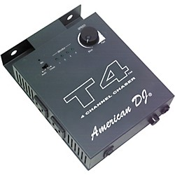 Elation T4 Four-Channel Chase Controller (T4)