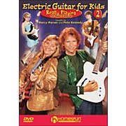 Homespun Electric Guitar for Kids, DVD Two
