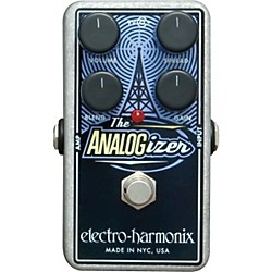 Electro-Harmonix Analogizer Guitar Effects Pedal (ANALOGIZER)