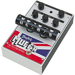 Electro-Harmonix Classics English Muff'n Overdrive Guitar Effects Pedal (CLASSICSENGLISHMUFFN)