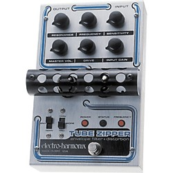 Electro-Harmonix Classics Tube Zipper Distortion Guitar Effects Pedal (CLASSICSTUBEZIPPER)
