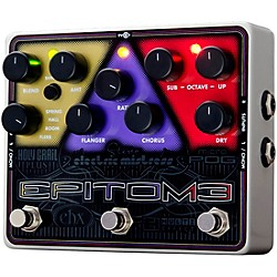 Electro-Harmonix Epitome Multi-Effects Guitar Pedal (EPITOME)