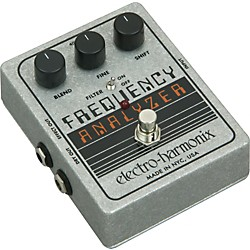 Electro-Harmonix Frequency Analyzer XO Guitar Effects Pedal (FREQUENCYXO)
