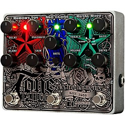 Electro-Harmonix Tone Tattoo Multi-Effects Guitar Pedal (TATTOO)