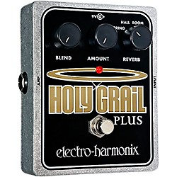 Electro-Harmonix XO Holy Grail Plus Variable Reverb Guitar Effects Pedal (XOHOLYGRAILPLUS)