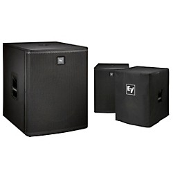 "Electro-Voice ELX118 Live X Series Passive 18"" Subwoofer and Cover Kit (ELX118 Kit)"