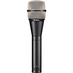 Electro-Voice PL80 Dynamic Microphone (F.01U.120.617)