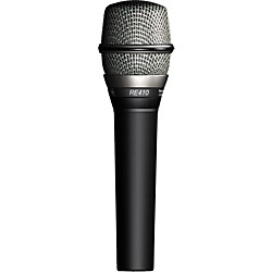 Electro-Voice RE410 Handheld Condenser Cardioid Vocal Microphone (RE 410)