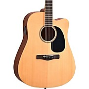 Mitchell Element Series ME1CE Dreadnought Cutaway Acoustic-Electric Guitar