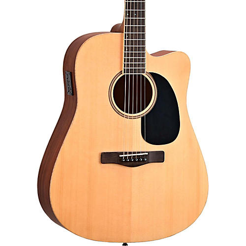 Mitchell Element Series ME1CE Dreadnought Cutaway Acoustic-Electric Guitar-thumbnail