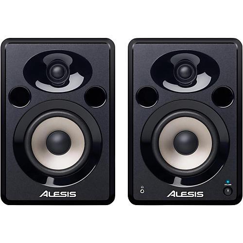 Alesis Elevate 5 Powered Desktop Studio Speakers-thumbnail
