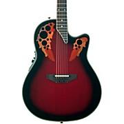 Ovation Elite 2078 AX Deep Contour Acoustic-Electric Guitar