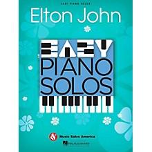 Music Sales Elton John - Easy Piano Solos Series