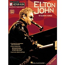 Hal Leonard Elton John - Jazz Play-Along Volume 104 (CD/Pkg)