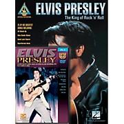 Hal Leonard Elvis Presley Guitar Pack Book/DVD