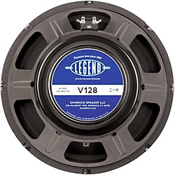 "Eminence Legend V128 12"" 120 Watt Vintage British Tone Speaker (LEGEND V128)"