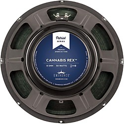 "Eminence Patriot Cannabis Rex 12"" 50W Guitar Speaker with Hemp Cone (CANNABIS REX-8)"