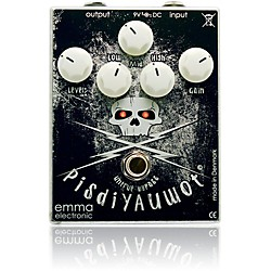Emma Electronic PisdiYAUwot Metal Distortion Guitar Effects Pedal (PY-1)