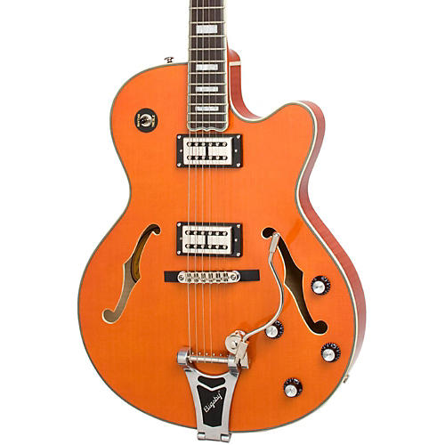 Epiphone Emperor Swingster Hollowbody Electric Guitar-thumbnail