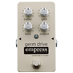 Empress Effects Germ Drive Analog Overdrive Guitar Effects Pedal (Germ Drive)
