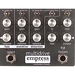 Empress Effects Multidrive Overdrive Guitar Effects Pedal (Multidrive)