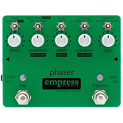 Empress Effects Phaser Guitar Effects Pedal (Phaser)