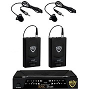 Nady Encore Duet Dual Wireless Combo System/A & F Band