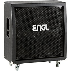 Engl PRO Slanted E412VS 4x12 Guitar Speaker Cabinet 240W (E 412 VS BGRILL)