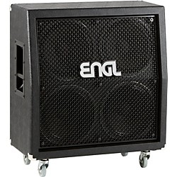 Engl Standard Slanted E412SS 4x12 Guitar Speaker Cabinet 240W (E 412 SS BGRILL)