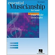 Hal Leonard Ensemble Concepts for Band - Intermediate Level Trumpet