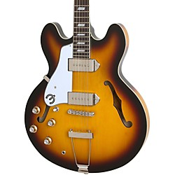 Epiphone Limited Edition Casino Left Handed Hollowbody Electric Guitar (ETA4LVSNH3)